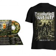 Annihilation Tshirt + CD