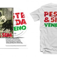 Veneno (CD, White Tshirt)