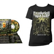 Annihilation Tshirt  (Girlie) + CD