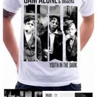 Youth In The Dark (White) Tshirt + CD + Vinil 7