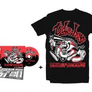 Porkabilly Psychosis CD + Tshirt